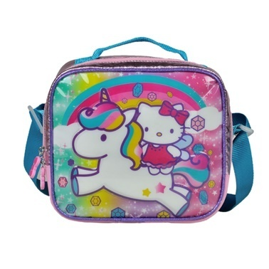 Hello Kitty Beslenme Çantası Renkli